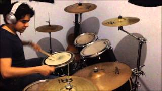 Maron 5 Wont go home without you -drum cover