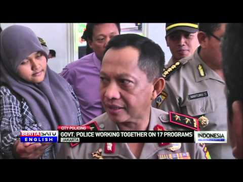 Jakarta Police Ready to Support Administration on Capital's Development