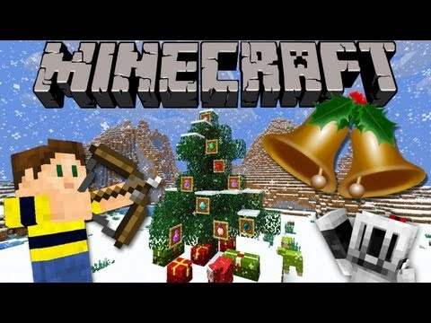 Minecraft 1.4.6 Pre-Release: Bow Sniping, Arrow Ding, Christmas Surprises, & More!