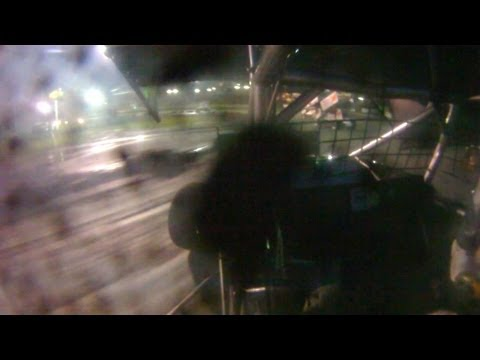 Chris Donnelly #17 In-Car SCoNE Heat @ Bear Ridge Speedway 8-31-2013