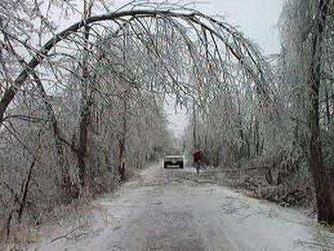 WORST ICE STORM EVER TORONTO ONTARIO CANADA