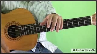 Download lagu Belajar Petikan Gitar Lagu Hanya Ingin Kau Tahu Republik MP3