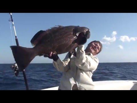 Cuba fishing 2015