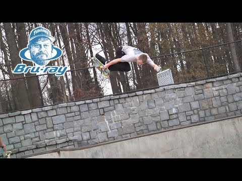 Bru-Ray: Grant's Bowl and Mountain Park
