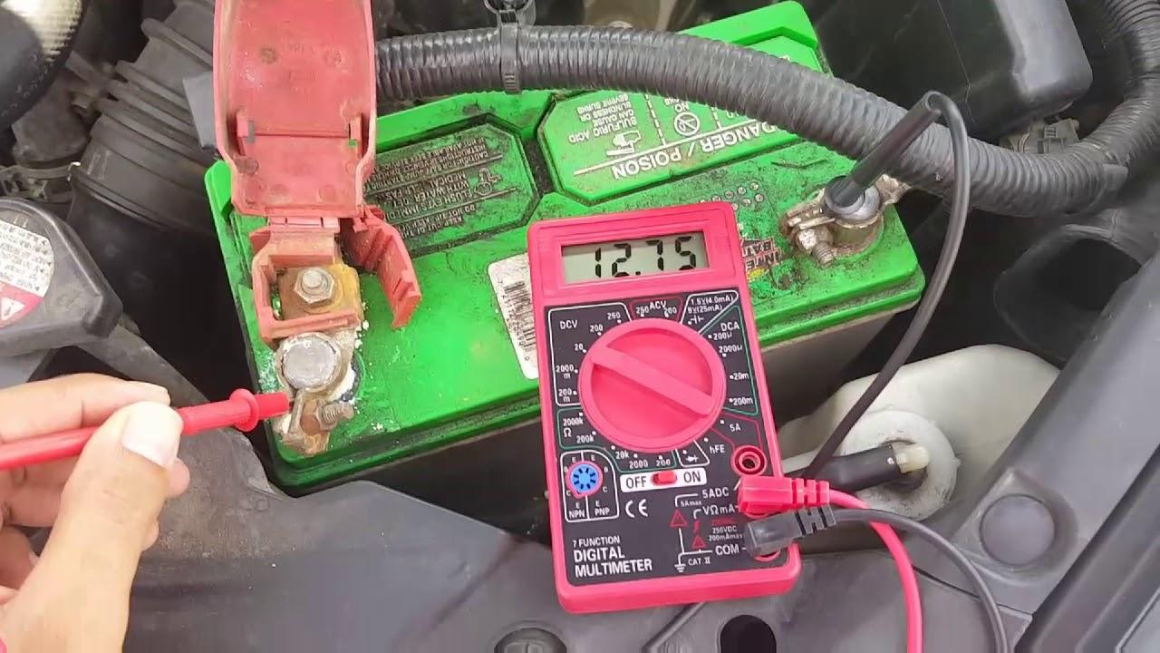 Honda Civic Lx 2006 Error Code P0685 Ecm Pcm Radio Random