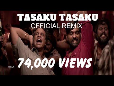 Tasaku Tasaku - Vikram Vedha || Remix By Dj Revvy