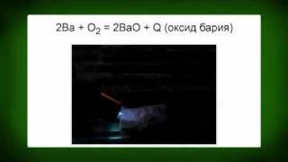 Химия металлов. Элементы подгруппы А II группы