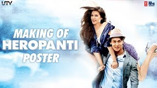 Heropanti - Making of Poster