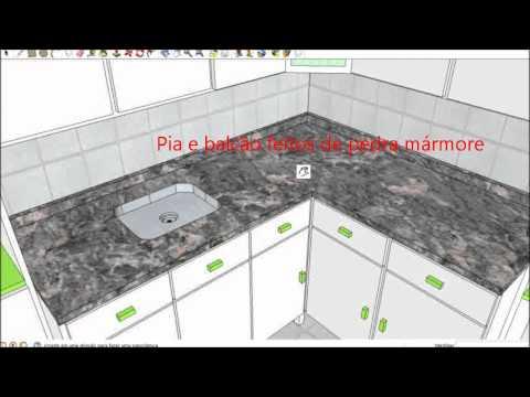 Curso SketchUp para interiorismo y decoración   FunnyDog.TV
