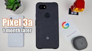 Google Pixel 3a One Month Review | Pubg Mobile on Ultra