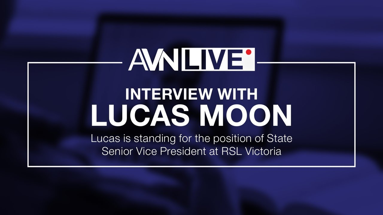 AVN.Live Interview with Lucas Moon recorded Monday 7th June 2021