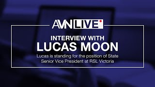 AVN Interview with Lucas Moon, 7 June 2021