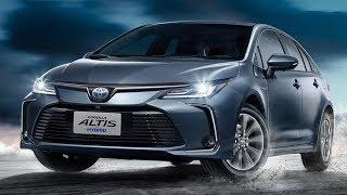 2020 Corolla Altis Hybrid Unveiled - All-New Corolla Altis Sedan