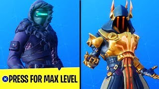 HOW TO LEVEL UP FAST in FORTNITE SEASON 7! FASTEST WAY TO UNLOCK MAX LEVEL ZENITH LYNX THE ICE KING
