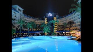 Подробный обзор отеля Crystal admiral resort suites spa 5 Antalya Side Kizilot