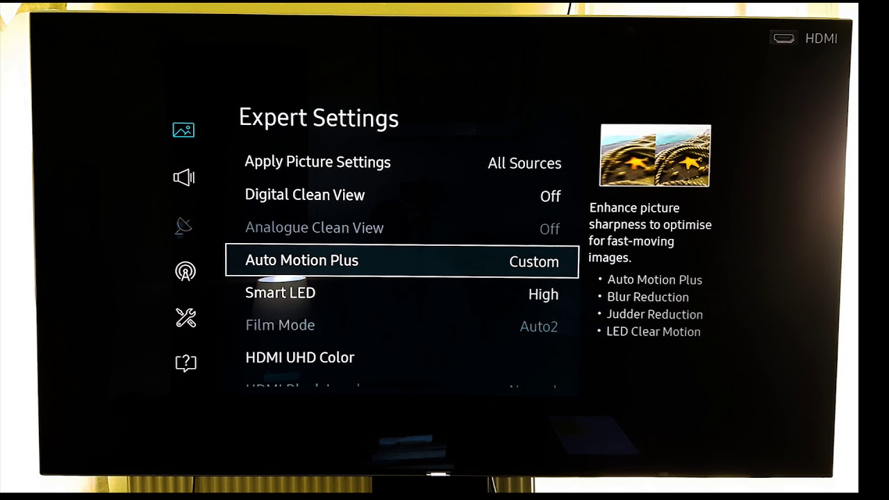 Samsung Ks8000 12082 Settings Updated Calibration 49ks7000 Smart Tv Led Suhd4k49 Inch
