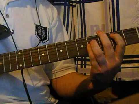 Daughtry - Learn My Lesson Guitar Cover