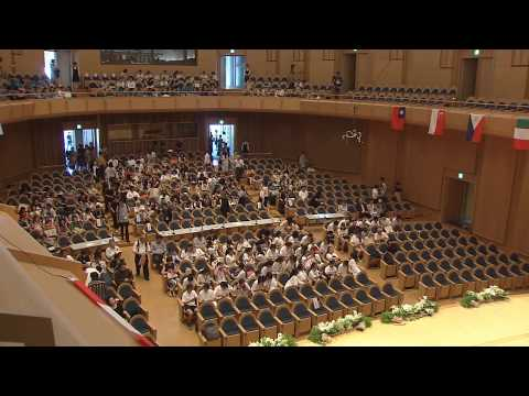 Grand Prix Competition | 2nd Tokyo International Choir Competion