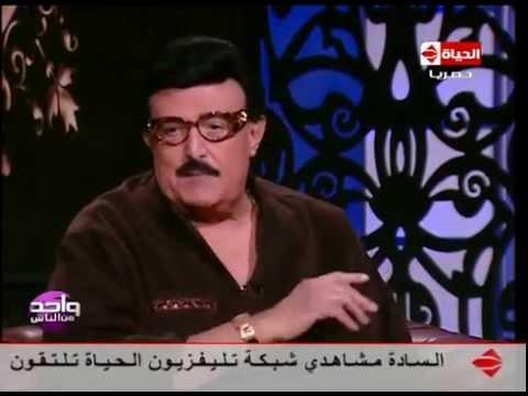 """واحد من الناس - النجم سمير غانم يوضح اسباب ارتداء """" باروكة شعر """""""