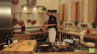 Taste This Tv - Black Truffle Wrapped Salmon