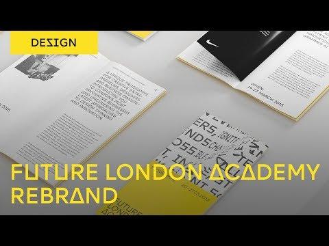 Future London Academy Rebranding