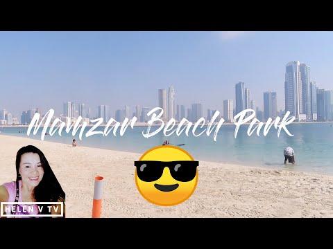 #AL MAMZAR BEACH PARK DUBAI #Tara na maglakad Lakad | Vlog#33