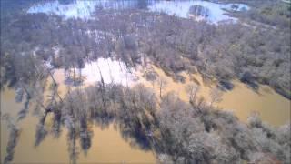 wallace lake flooding southeast caddo parish