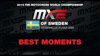 MXGP of Sweden MX2 Best Moments