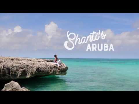 See why Shanti loves her happy island : The Locals Travel Guide to Aruba