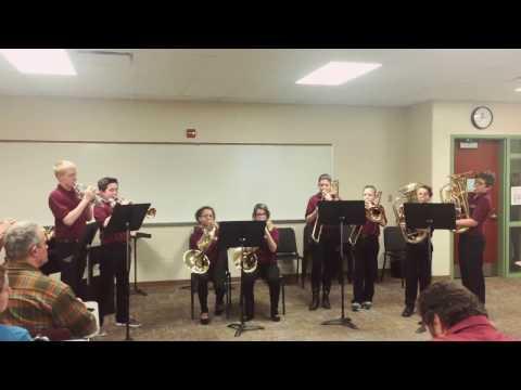 ISSMA 2016 Chesterton middle school