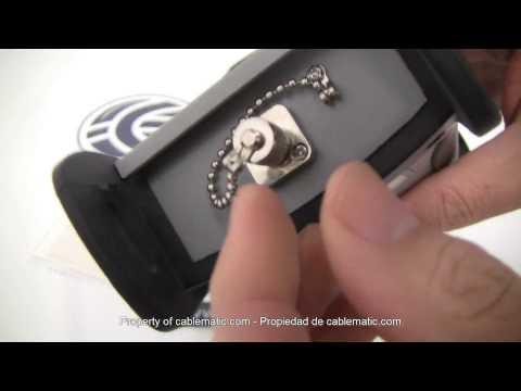 Generador De Luz Para Fibra Óptica Distribuido Por Cablematic ® thumbnail