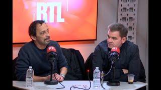 Eric Metayer et Clovis Cornillac dans A La Bonne Heure !