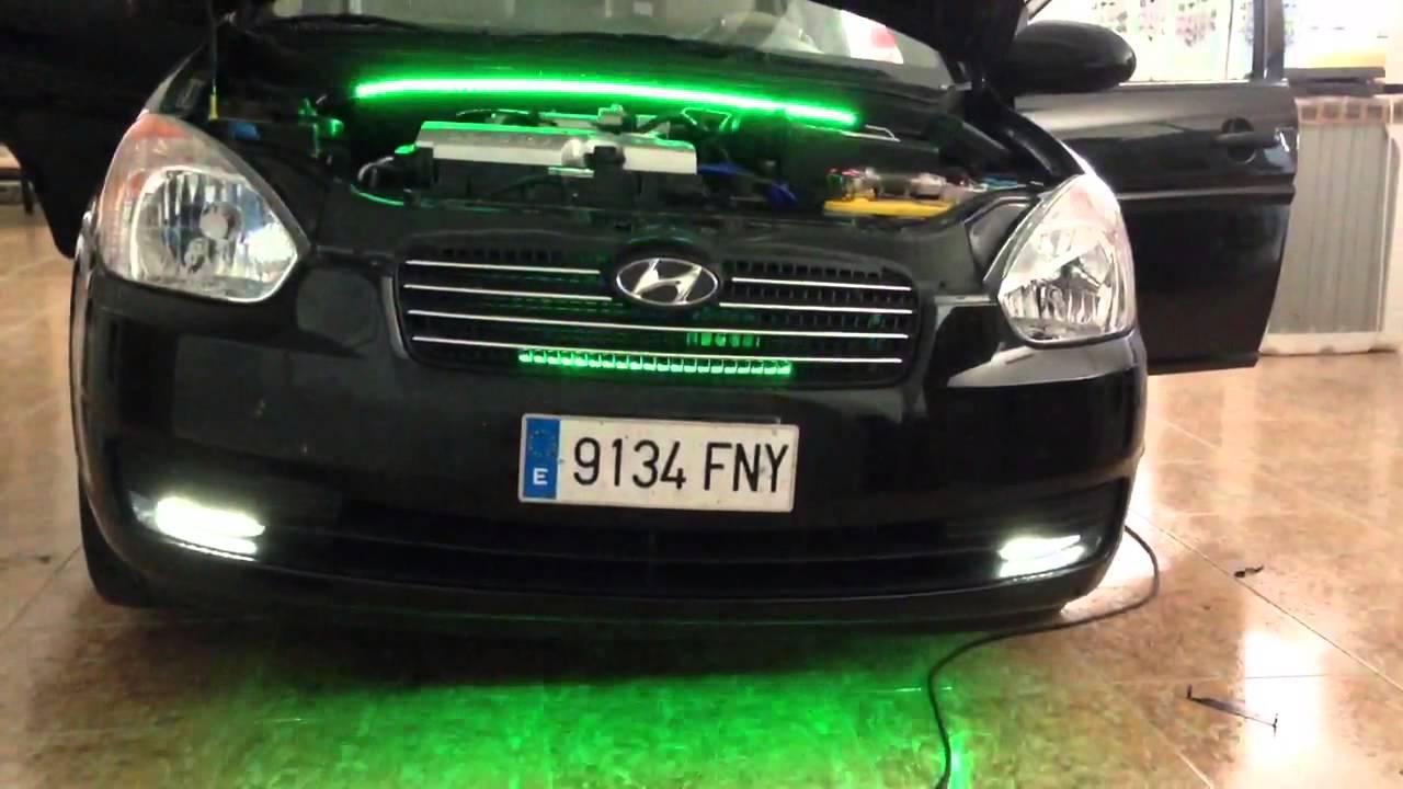 Hyundai Accent Tuning