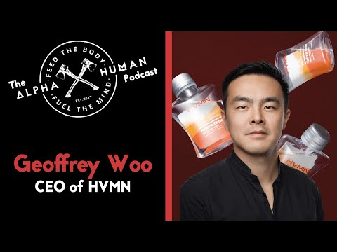Geoffrey Woo: Achieving Metabolic Dominance - The Alpha Human Podcast