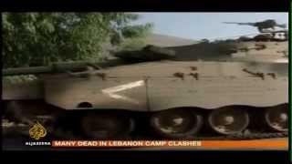 Al Jazeera- Merkava Tank - Part II