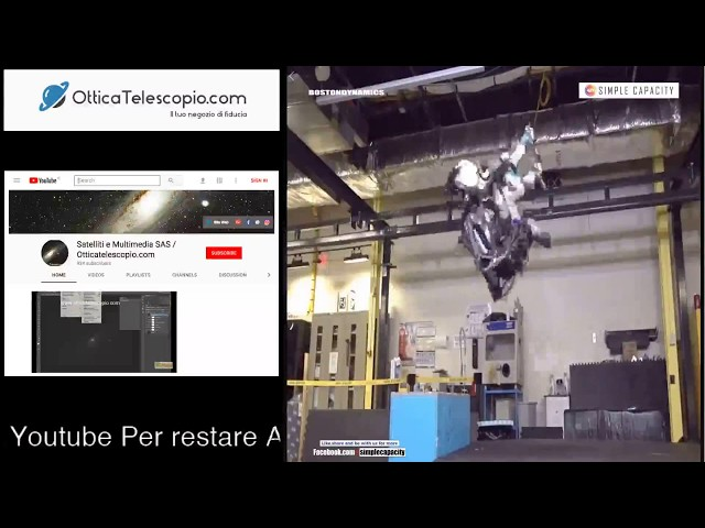 Robot che Sostituiranno Gli Umani, e forse andranno su Marte