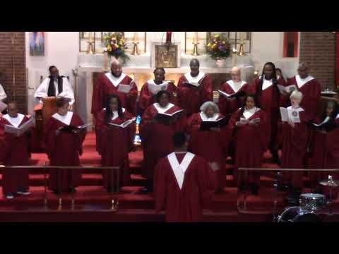 """Majesty and Glory"", Absalom Jones Day Celebration, St Thomas Episcopal Chicago Choir, 02 11 18"