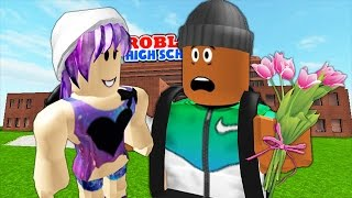 FINDING A GIRLFRIEND IN ROBLOX! | Roblox High School