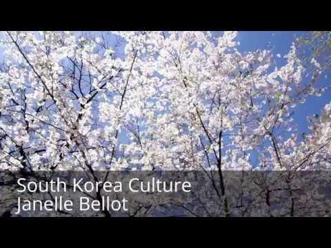 South Korea Culture