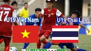 U19 Thái Lan VTV6, Bán kết U22 Đông Nam Á 2014