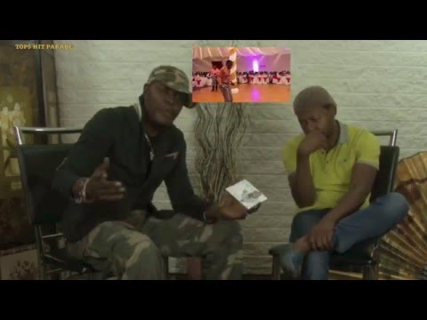 TOP 5 HIT PARADE AFRICA USA...(Guest; PACO COLLINS)