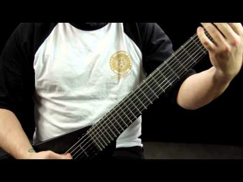 The Kennedy Veil - Perfidia guitar demonstration