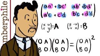 Matrix Factorization - Numberphile