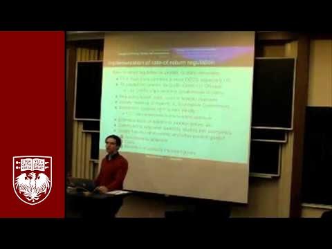 Lecture 9 (Regular) - Regulation