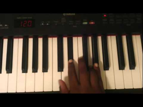 Piano Lesson 3 The Bb7 Chord Youtube
