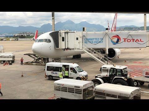 LATAM Boeing 767-300ER Guarulhos - Galeão [Voo Completo]