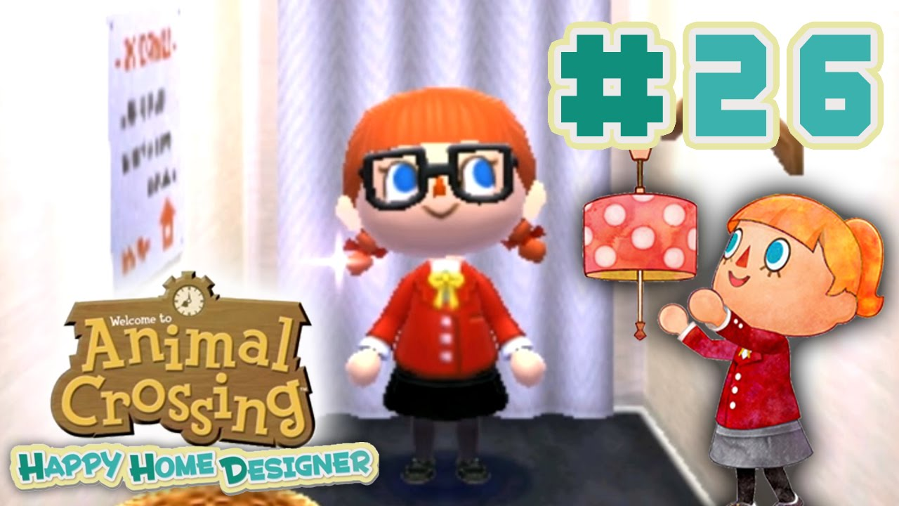 Animal Crossing Happy Home Designer Part 26 Deutsch German