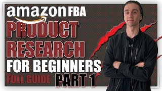 Amazon FBA Product Research in 2019 | PART 1| How to Find a Product to Sell | Paul J. Savage