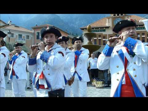 FETE DU FIFRE ET DU TAMBOUR 2013 - Fifres et Tambours de Saint Tropez