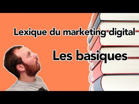 Lexique du marketing digital - Les basiques [LMD 1/5] | Ad-min